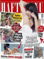 Haftasonu Magazine [Turkey] (27 July 2016)