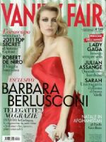 Vanity Fair Magazine [Italy] (9 January 2011)