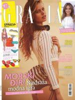 Grazia Magazine [Croatia] (July 2014)