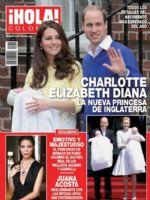 Hola! Magazine [Colombia] (14 May 2015)