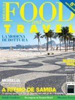 Food and Travel Magazine [Mexico] (July 2016)