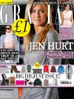 Grazia Magazine [United Kingdom] (20 October 2014)