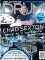 Drum! Magazine [United States] (April 2014)