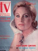 TV France Magazine [France] (9 November 1963)