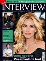 Interview Magazine [Czech Republic] (April 2019)