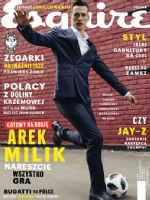 Esquire Magazine [Poland] (May 2018)