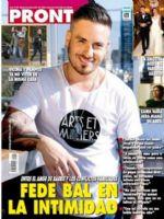 Pronto Magazine [Argentina] (20 October 2015)