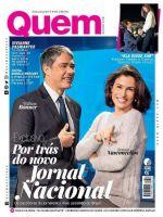 Quem Magazine [Brazil] (23 June 2017)