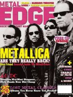 Metal Edge Magazine [United States] (December 2008)