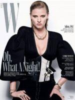 W Magazine [South Korea] (December 2017)