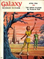 Galaxy Science Fiction Magazine [United States] (April 1954)