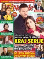 TV Novele Magazine [Serbia] (8 January 2019)