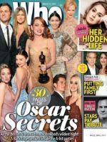 Who Magazine [Australia] (13 March 2017)