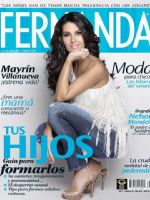 Fernanda Magazine [Mexico] (July 2010)