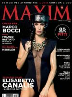 Maxim Magazine [Italy] (January 2014)