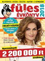 Füles Évkönyv Magazine [Hungary] (January 2018)