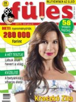 Fules Magazine [Hungary] (10 July 2018)