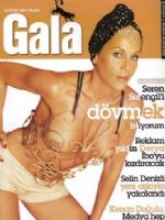 Gala Magazine [Turkey] (23 September 2001)