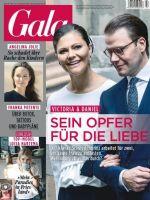 Gala Magazine [Germany] (13 October 2016)