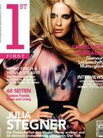 First Magazine [Austria] (October 2013)