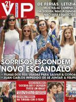 VIP Magazine [Portugal] (4 August 2018)
