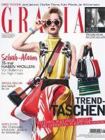 Grazia Magazine [Germany] (14 April 2016)