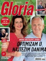 Gloria Magazine [Croatia] (25 January 2018)