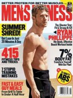 Men's Health Magazine [United States] (June 2017)