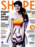 Shape Magazine [Turkey] (February 2016)