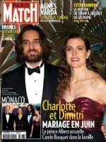 Paris Match Magazine [France] (4 April 2019)