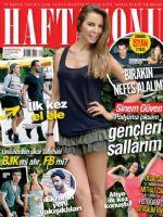 Haftasonu Magazine [Turkey] (23 September 2015)