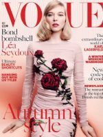 Vogue Magazine [United Kingdom] (November 2015)