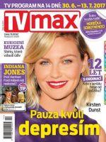 TV Max Magazine [Czech Republic] (30 June 2017)