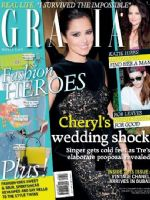 Grazia Magazine [Iran] (24 January 2013)