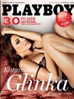 Playboy Magazine [Poland] (November 2016)