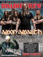 Roadie Crew Magazine [Brazil] (April 2016)