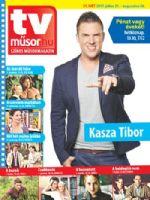 TVműsor.hu Magazine [Hungary] (31 July 2017)