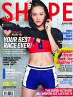 Shape Magazine [Singapore] (August 2018)
