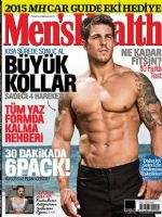 Men's Health Magazine [Turkey] (June 2015)