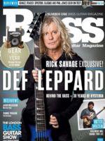 Bass Guitar Magazine [United Kingdom] (January 2018)