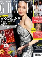 Grazia Magazine [United Kingdom] (1 December 2014)