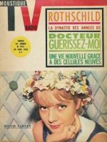 Moustique Tele Radio Magazine [Belgium] (20 June 1963)