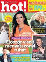 HOT! Magazine [Hungary] (26 October 2017)