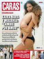 Caras Magazine [Argentina] (7 November 2017)