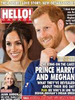 Hello! Magazine [Canada] (2 April 2018)