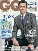 GQ Magazine [United Kingdom] (September 2014)