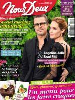 Nous Deux Magazine [France] (10 February 2015)