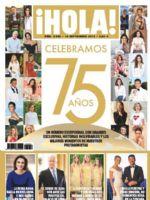 Hola! Magazine [Spain] (18 September 2019)