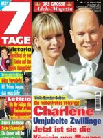7 Tage Magazine [Germany] (10 January 2015)