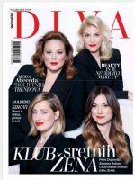 Diva Magazine [Croatia] (March 2019)